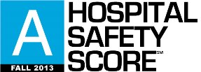 Fall 2013 Hospital Safety Score