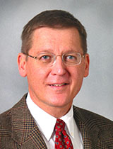 Photo of Scott Larson, MD.