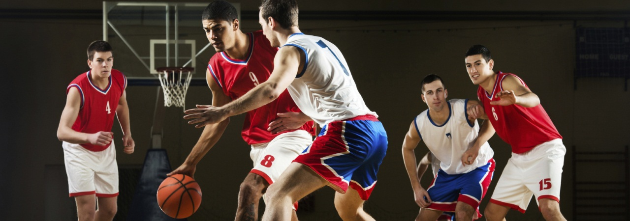 Walk In Sports Injury Basketball