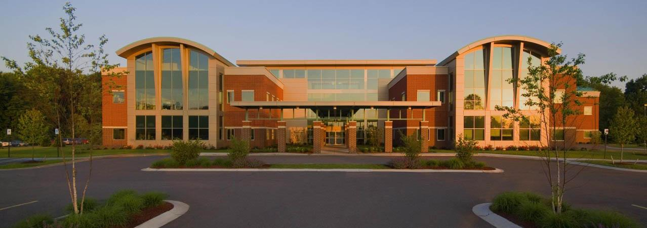 Image of Bronson LakeView Outpatient Center in Paw Paw.