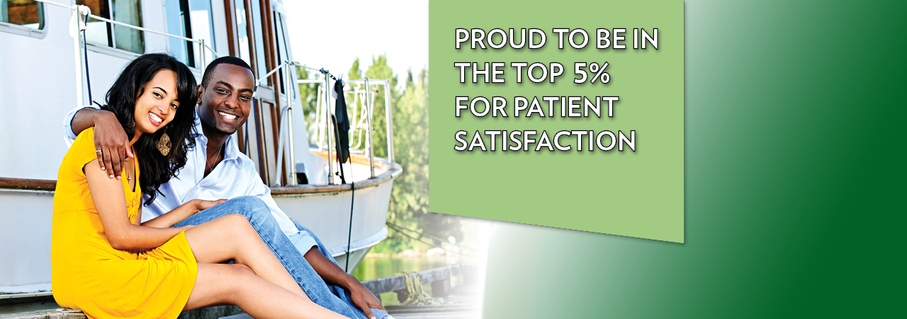 Bronson LakeView Surgery Top 5% Patient Satisfaction