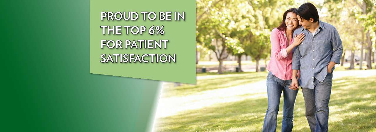 Bronson HealthCare Midwest Rheumatology Top 6% Patient Satisfaction