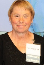 Pat Graw, SAS Volunteer
