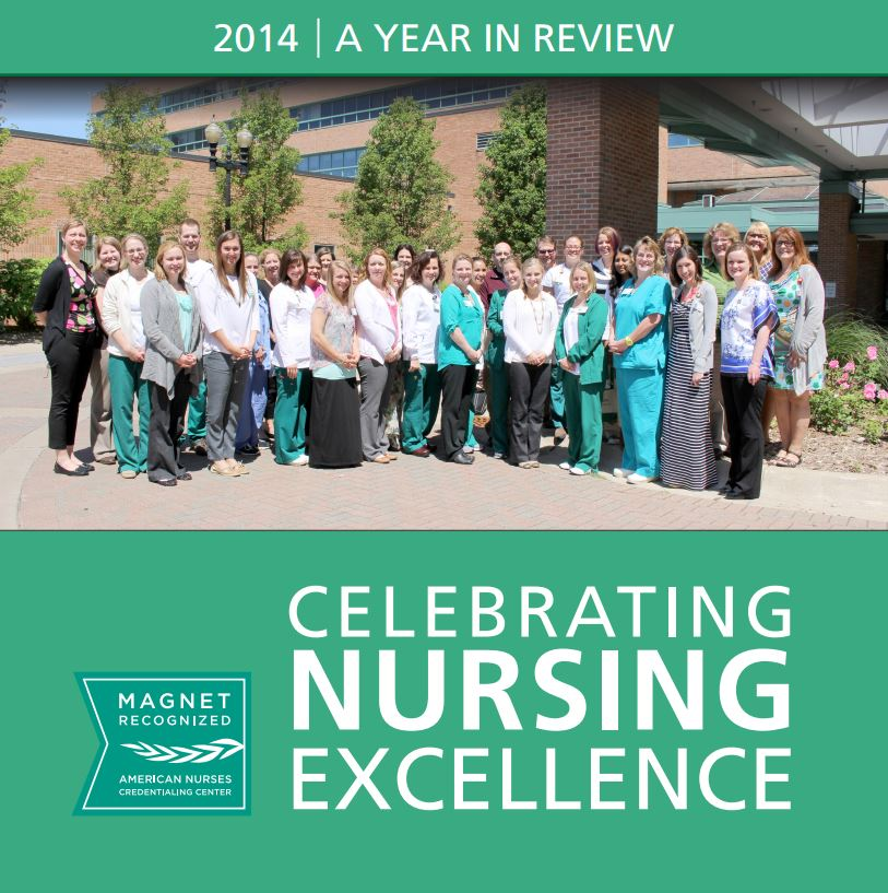 2014 Nursing Outcomes Book Cover Photo