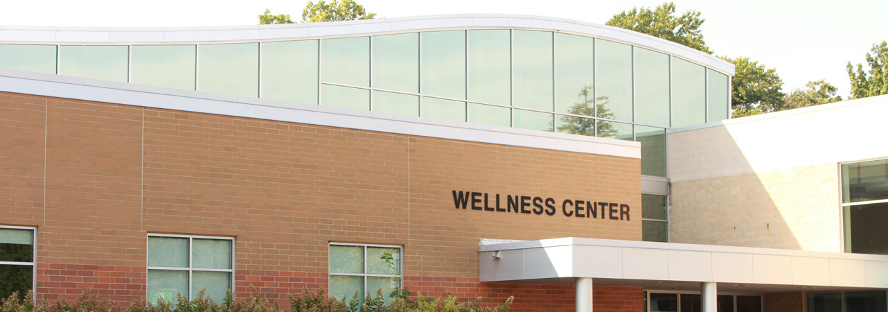 Photo of Bronson Wellness Center building.