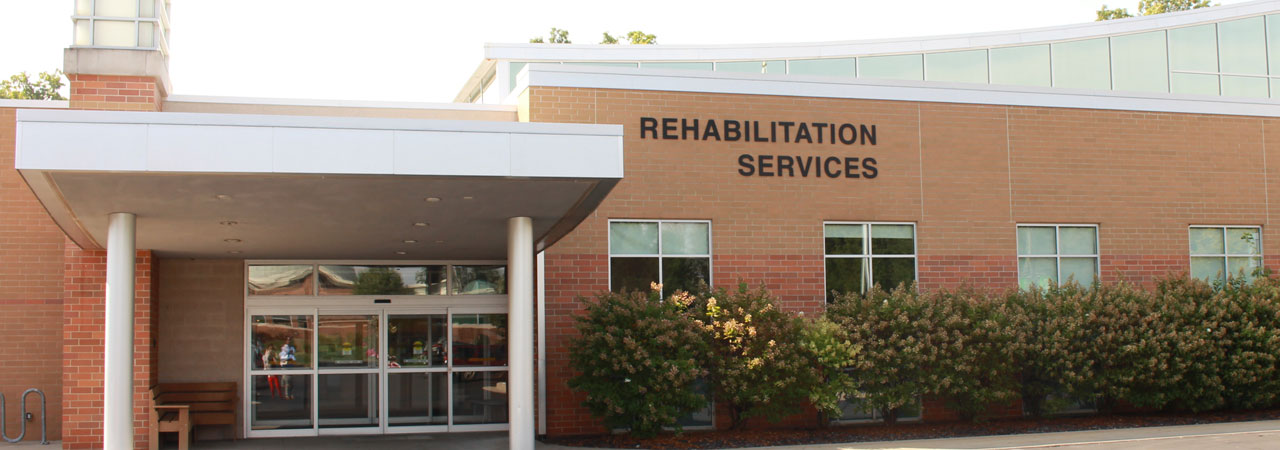 Photo of Bronson Rehabilitation Services - South Haven entrance.