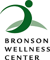 Logo of Bronson Wellness Center.