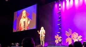 Jess Ekstrom at Catalyst