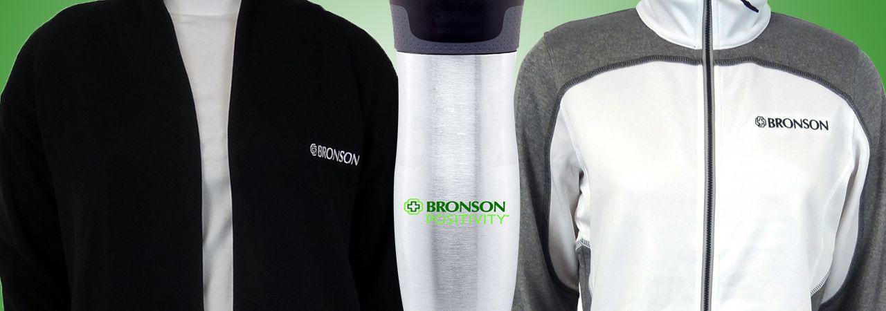 Shop Bronson image featuring women's cardigan, travel cup and jacket