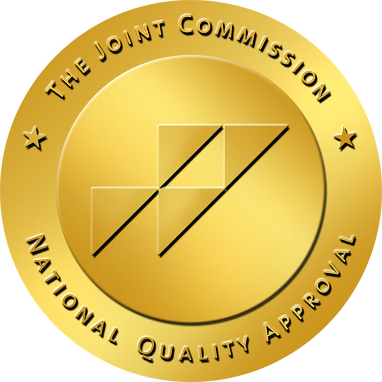 Image of Joint Commission Gold Seal Award