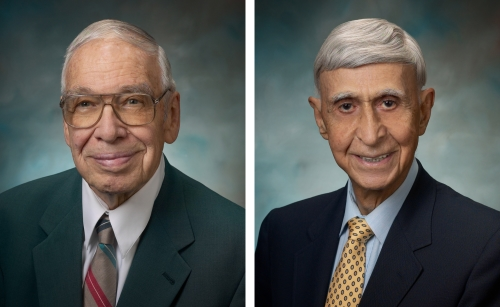 BBC Inducts Two Doctors into its Physicians' Hall of Fame