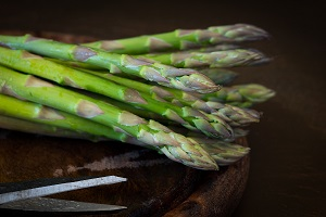 Photo of Red Wine Vinaigrette Asparagus