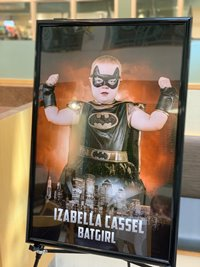 Izabella little hero photo