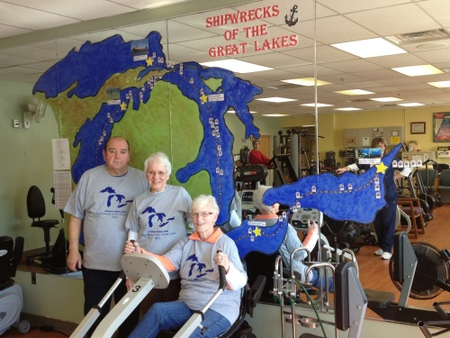 Bronson Battle Creek Patients Take Virtual Tours Of The World