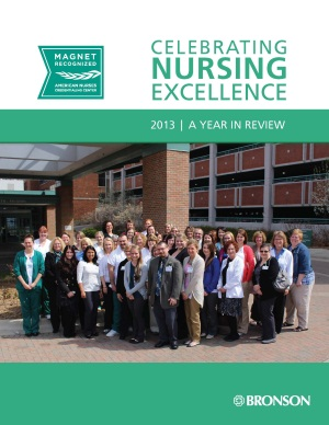 Bronson Methodist Hospital Releases Annual Nursing Outcomes Book