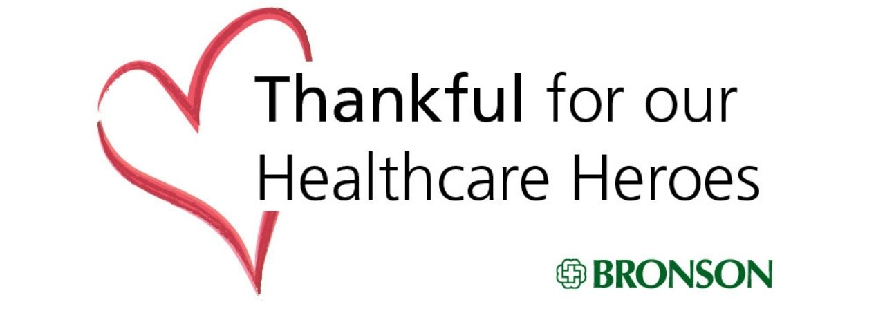 Quote: Thankful for our healthcare heroes